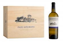 Pazo Señorans Selección de Añada 2010, 0,75 litros, caja de 6 botellas
